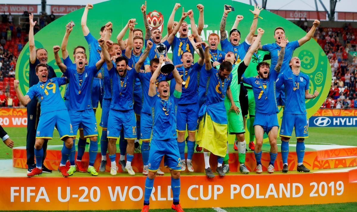Украинское чудо тренера Петракова. Кто выиграл молодежный чемпионат мира - фото