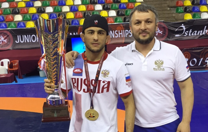 Чусовитина завоевала три «золота» и «серебро» турнира в
