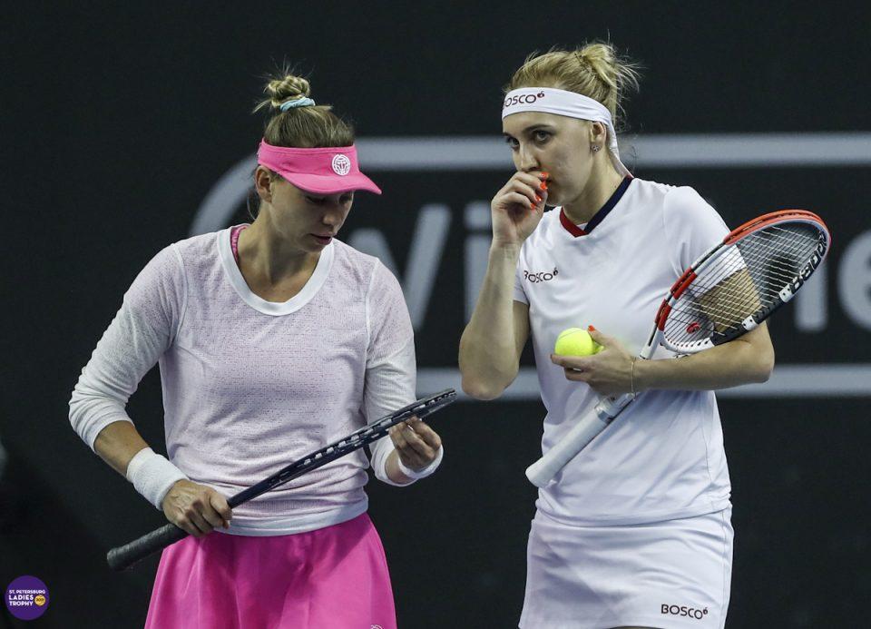 Веснина и Звонарева не прошли в полуфинал турнира в Риме - фото