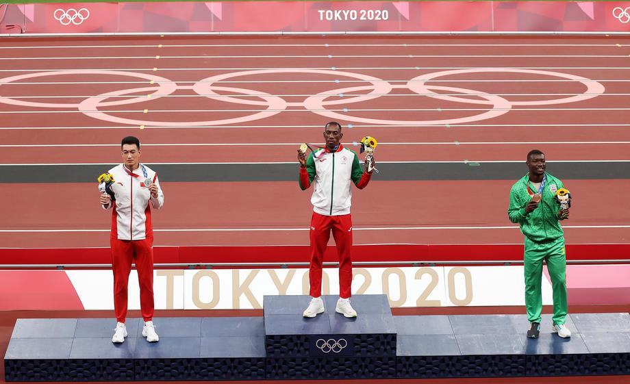 Самые громкие спортивные выражения. Измененный олимпийский девиз и не только - фото