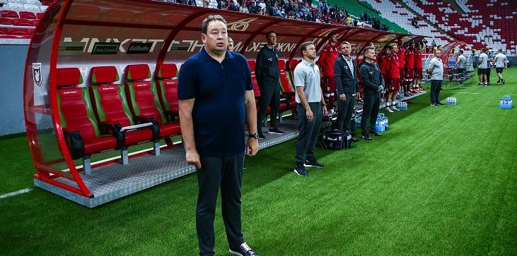 «Они нас всех считают идиотами!» Огненный монолог Слуцкого после скандала в матче «Рубин» – «Локомотив» - фото