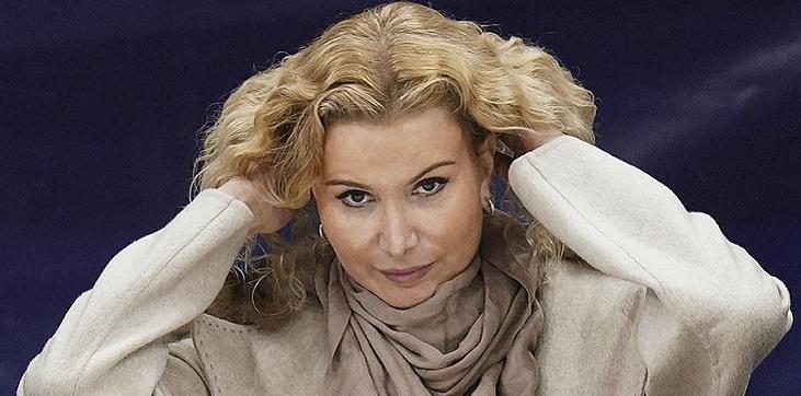 Тутберидзе прервала пресс-конференцию на Чемпионате России - фото