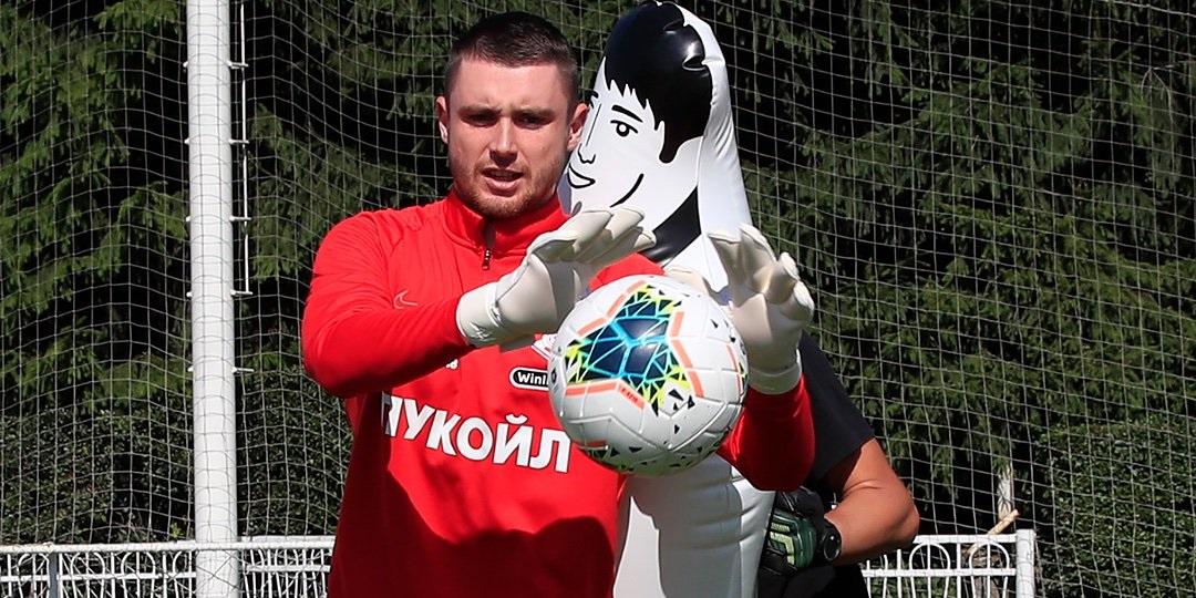 Селихов вернулся к тренировкам в общей группе «Спартака» - фото