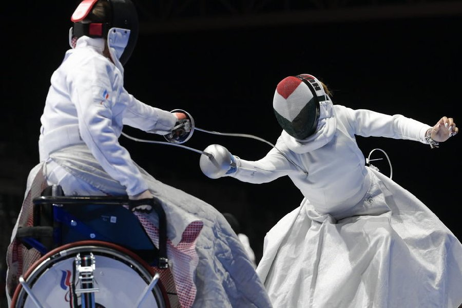 Россияне впервые с золотом Паралимпиады в фехтовании. Дуэль 21 века - фото