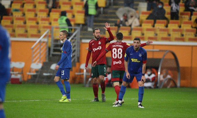 «Локомотив» повторил клубный рекорд по продолжительности победной серии - фото