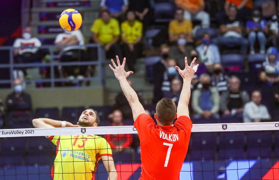 Россия сыграет против Украины в плей-офф чемпионата Европы - фото