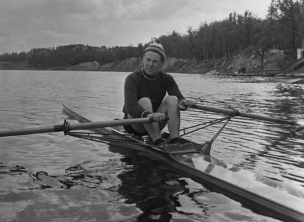 Хельсинки-1952. Золотые весла и гермафродиты - фото