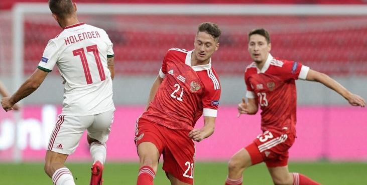 Победой над венграми Россия сделала шаг ко второй корзине ЧМ-2022 и подарила новый контракт Кузяеву - фото