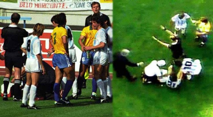 Игрока отравили во время чемпионата мира. Обо всем рассказал Марадона - фото