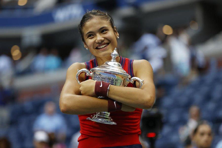 US Open в женском разряде выиграла 18-летняя теннисистка - фото
