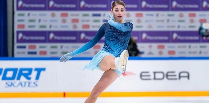 Косторная заявила, что пока не планирует учить четверные прыжки - фото
