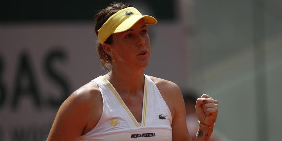 Павлюченкова – о выходе в финал «Ролан Гаррос»: Предстоит битва и я намерена ее выиграть - фото