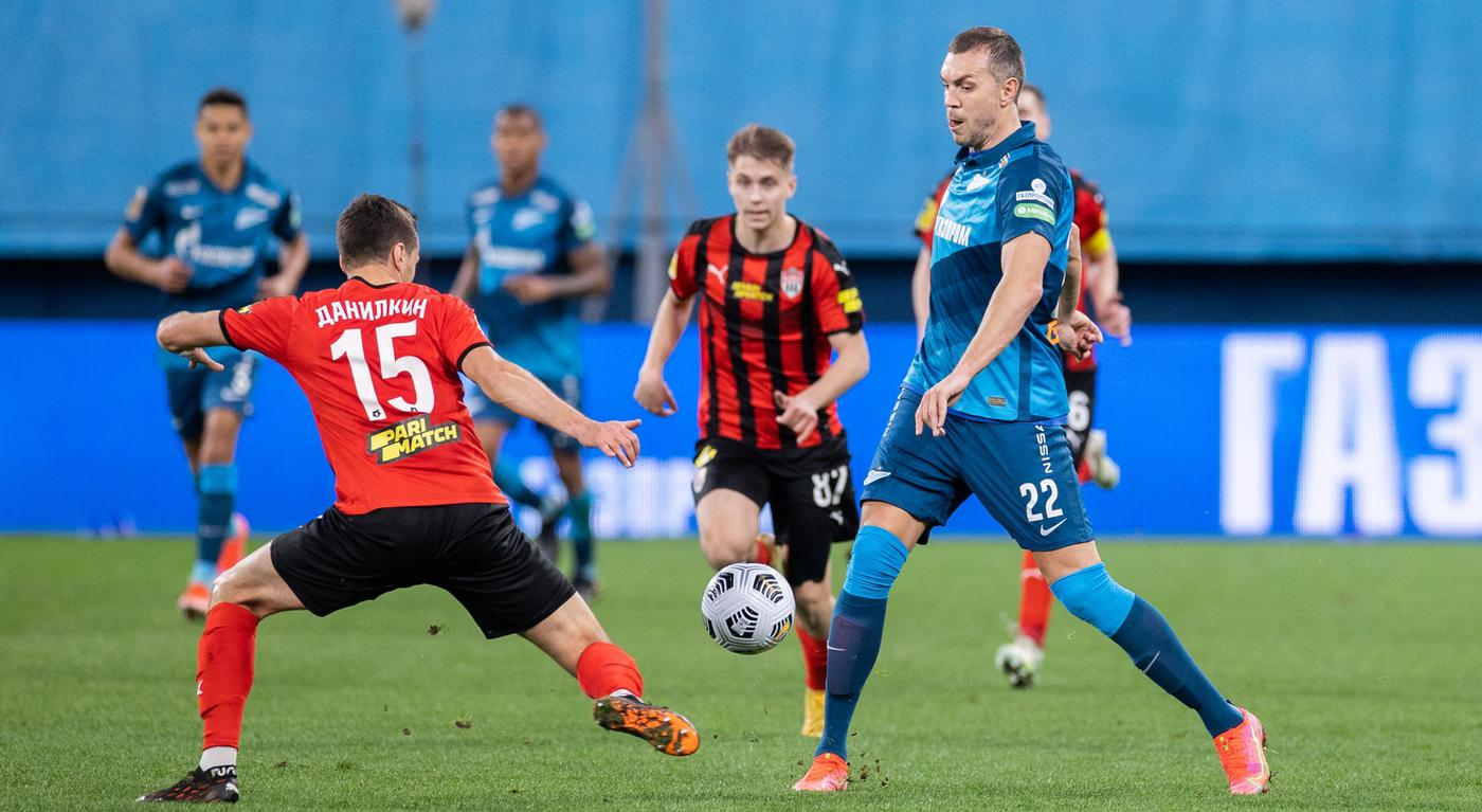 Сергей Семак: «Зенит» много забивает, но должен забивать еще больше - фото