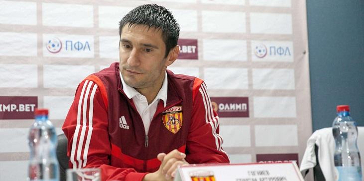 Гогниев призвал допустить «Аланию» к стыковым матчам - фото