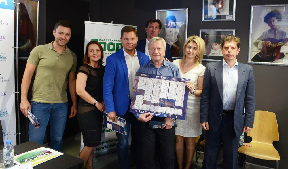 Календарь для Дацюка и «Знарок по-русски» - фото