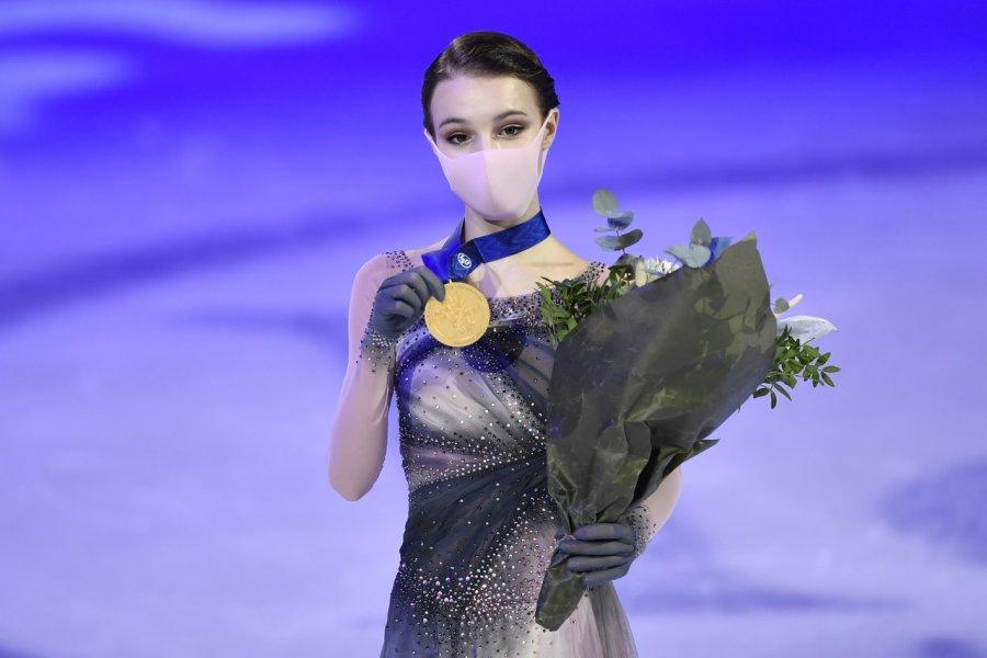 Щербакова рассказала о своих планах на будущее - фото