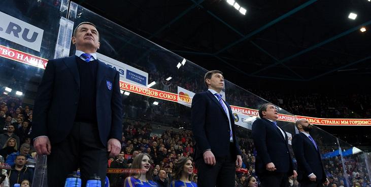 Кирилл Сафронов: Так совпало, что Никитин подписал контракт с ЦСКА вчера, а Брагина утвердили в сборной сегодня. Это не звенья одной цепи - фото