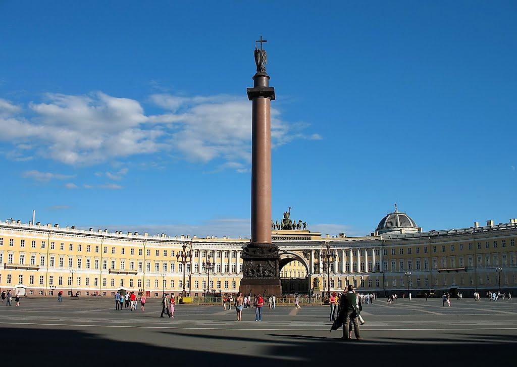 Олимпиада-2032 в Петербурге. Почему на нее не надо жалеть денег - фото