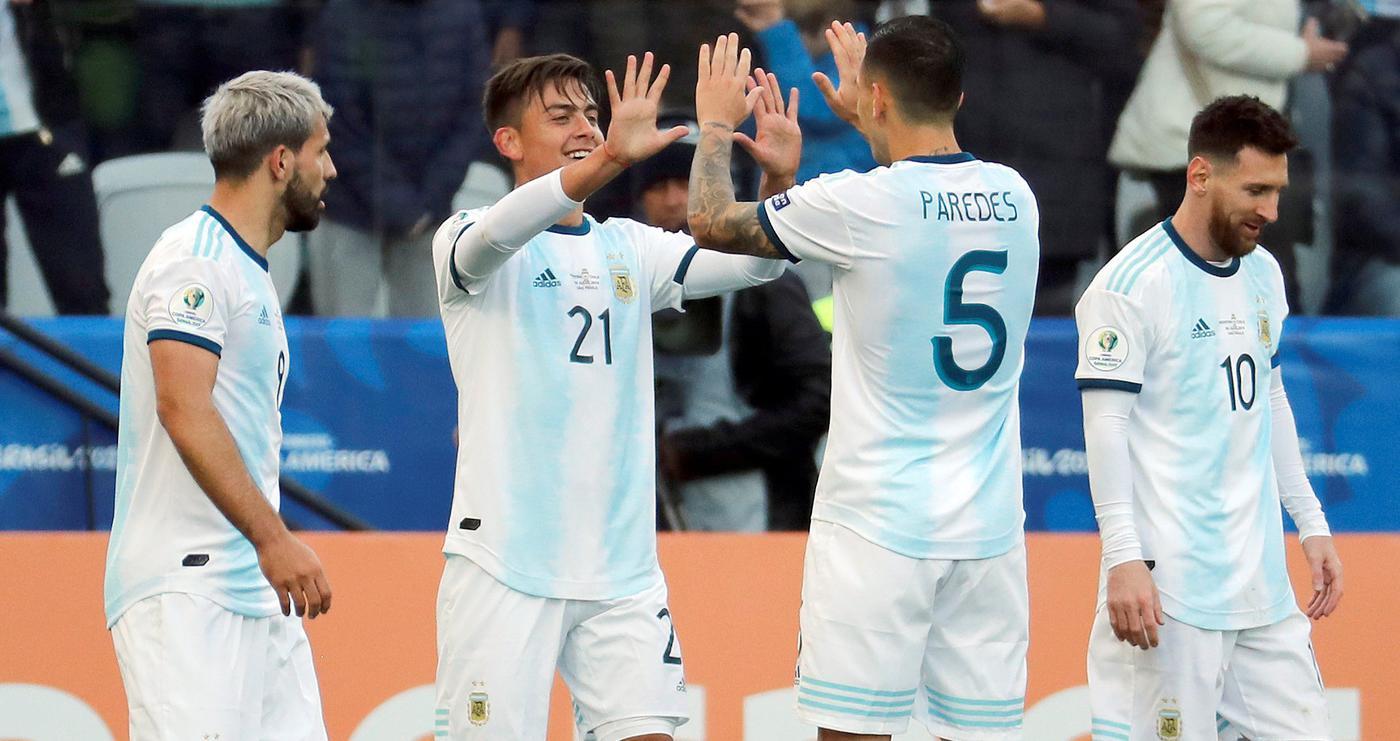 Паредес попал в еще одну символическую сборную Кубка Америки – 2019 - фото