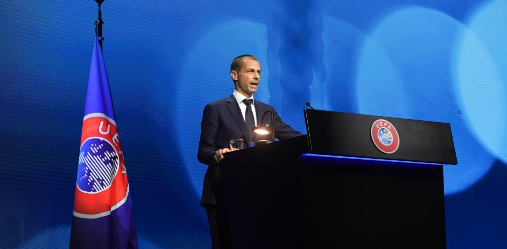 Чеферин рассказал о целях создания Лиги Конференции - фото