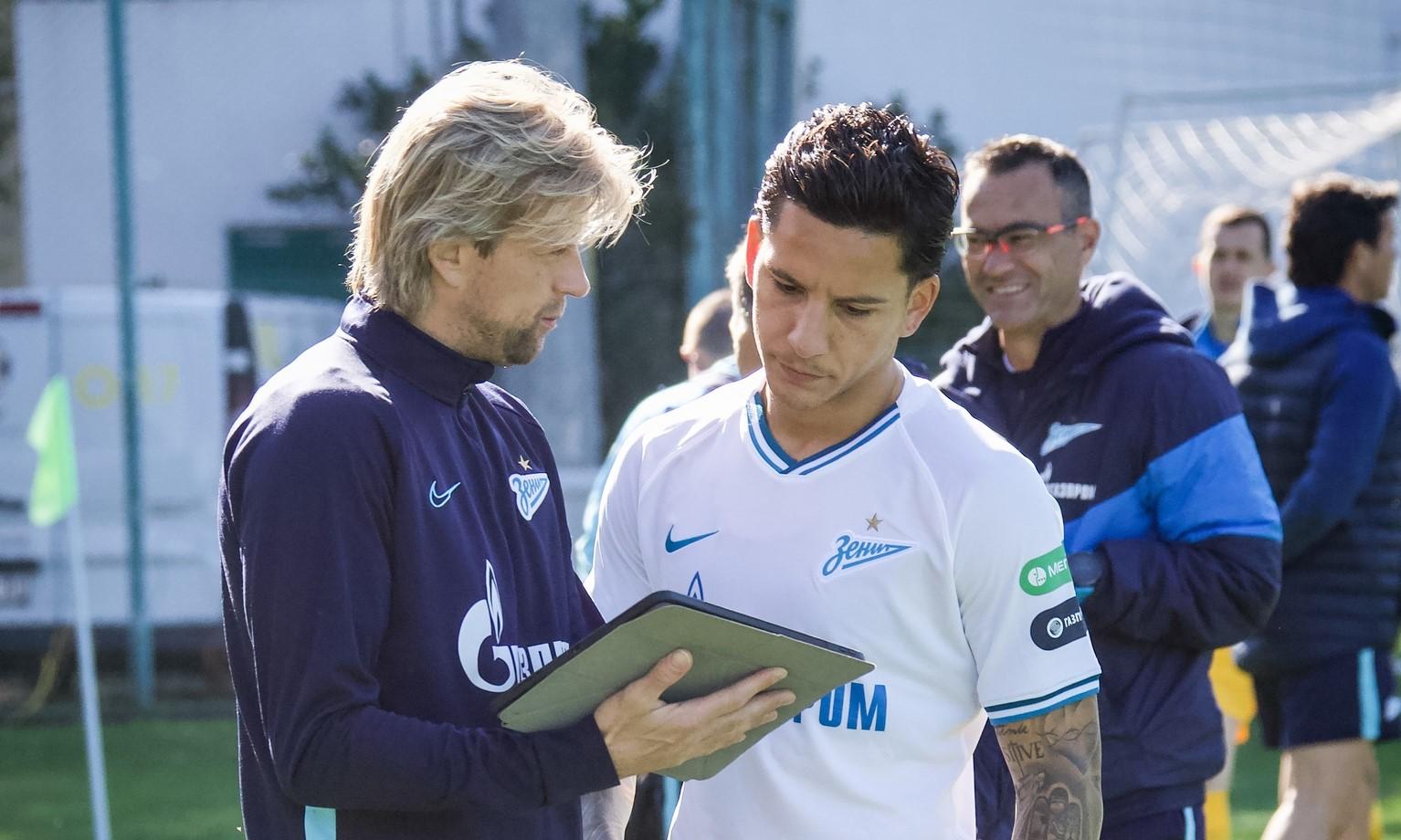 Дриусси забил классный гол со штрафного. Как же жаль, что аргентинец будет запасным из-за лимита! - фото