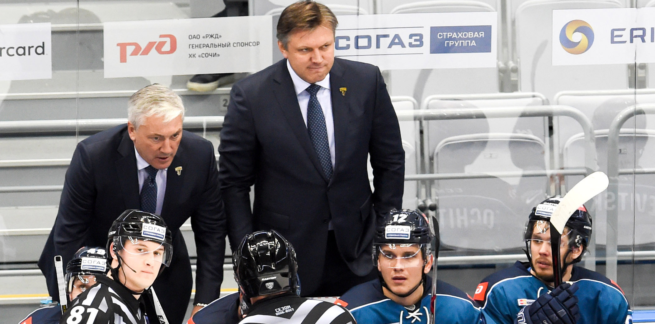 Экс главный тренер ХК «Сочи» Вячеслав Буцаев: Говорят, что я суровый? В 1937 году тоже много чего говорили… - фото