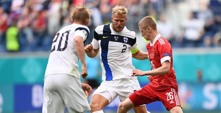 Капитан Финляндии: В матче против России мы должны были набирать очки - фото