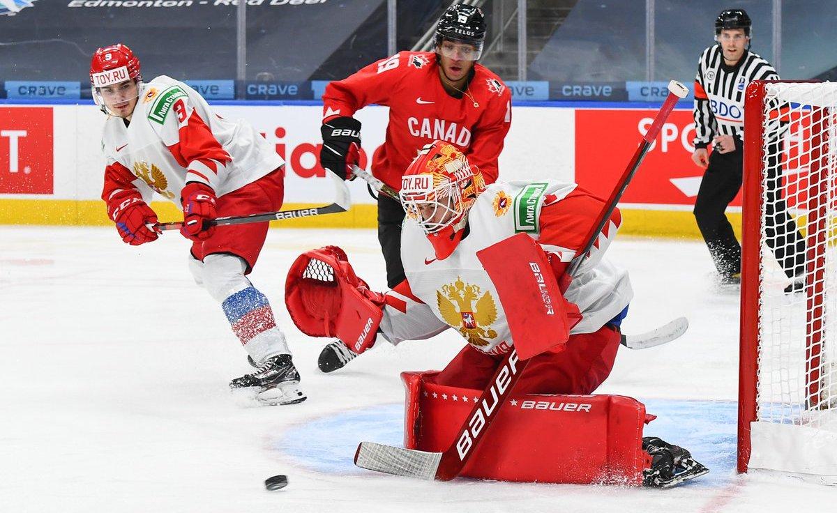 У России самое позорное поражение на МЧМ с 2006-го года. Канада уничтожила нас в полуфинале - фото