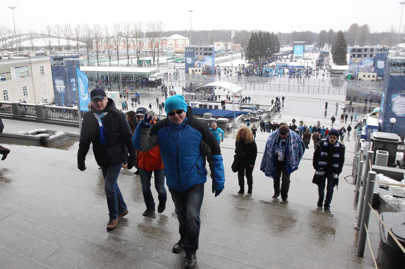 «Новокрестовская» не откроется в день матча «Зенит» — ЦСКА. Но это не проблема - фото