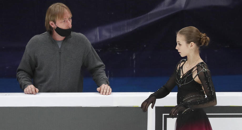 Плющенко – о чемпионате России: У судей свое видение, но именно Трусова выиграла чемпионат