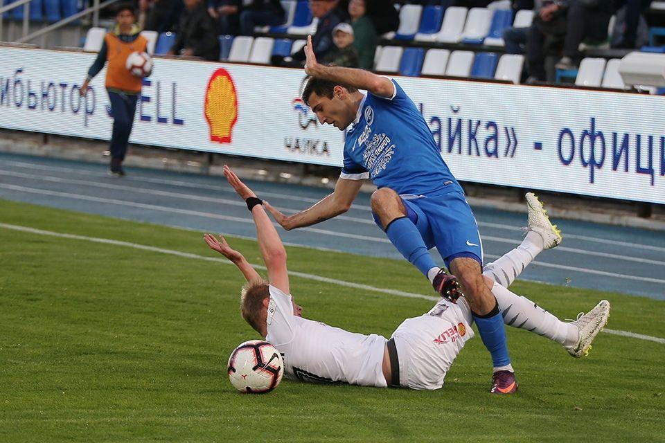 РФС нашел признаки противоправного влияния на исход матча «Чайка» – «Черноморец» - фото