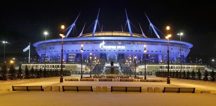 С 1 ноября на матчи СКА и «Зенита» не пустят без QR-кода - фото