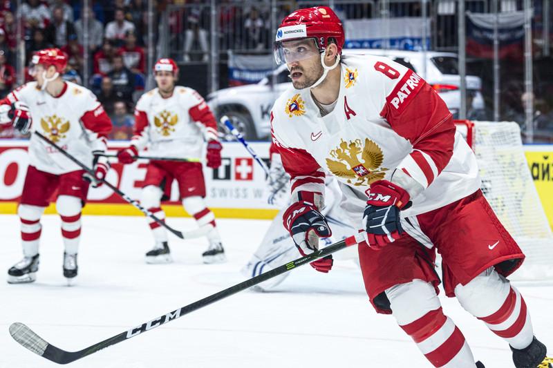 Юрзинов: Овечкин на Олимпиаде обязательно нужен - фото