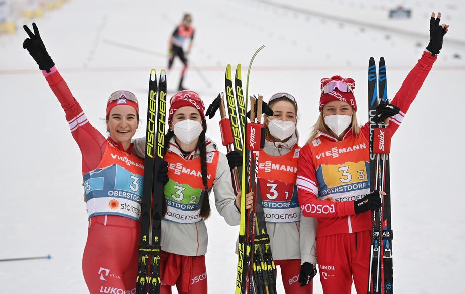 Почему женская сборная России – самая яркая команда сезона - фото