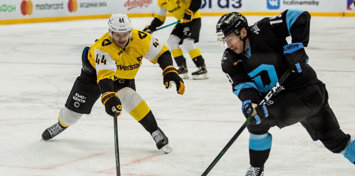 Стали известны еще два участника плей-офф КХЛ - фото