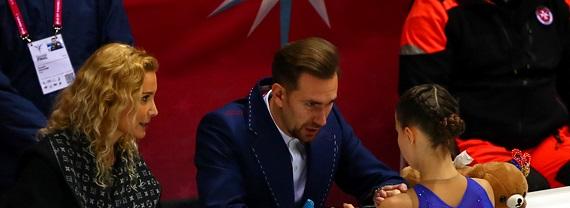Щербакова выиграла короткую программу на чемпионате России, Трусова не вошла в тройку - фото