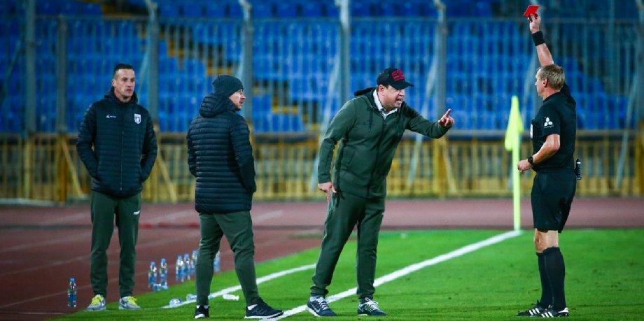 Федотов обратился к департаменту судейства РФС по поводу удаления Слуцкого Ивановым - фото