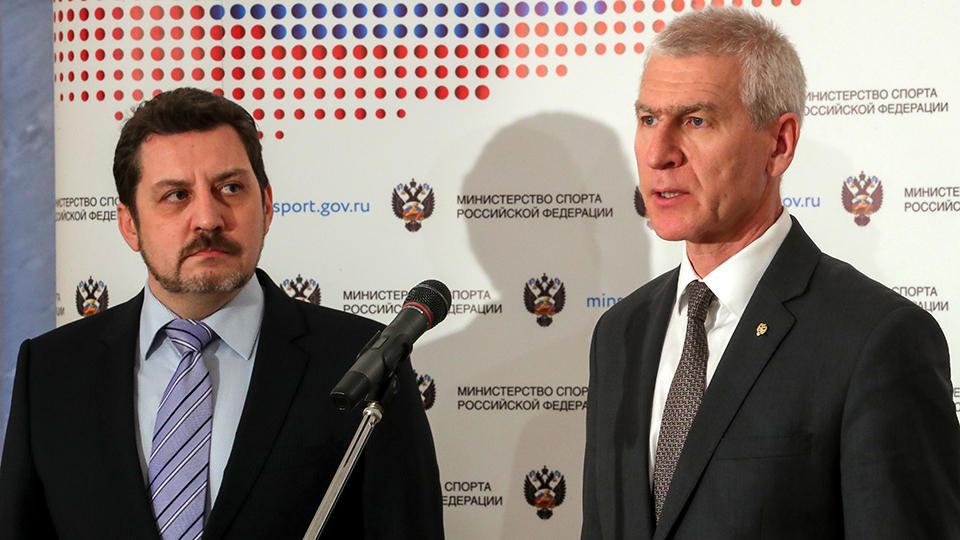 Министр спорта намекнул, что российскому биатлону грозит то же, что легкой атлетике - фото