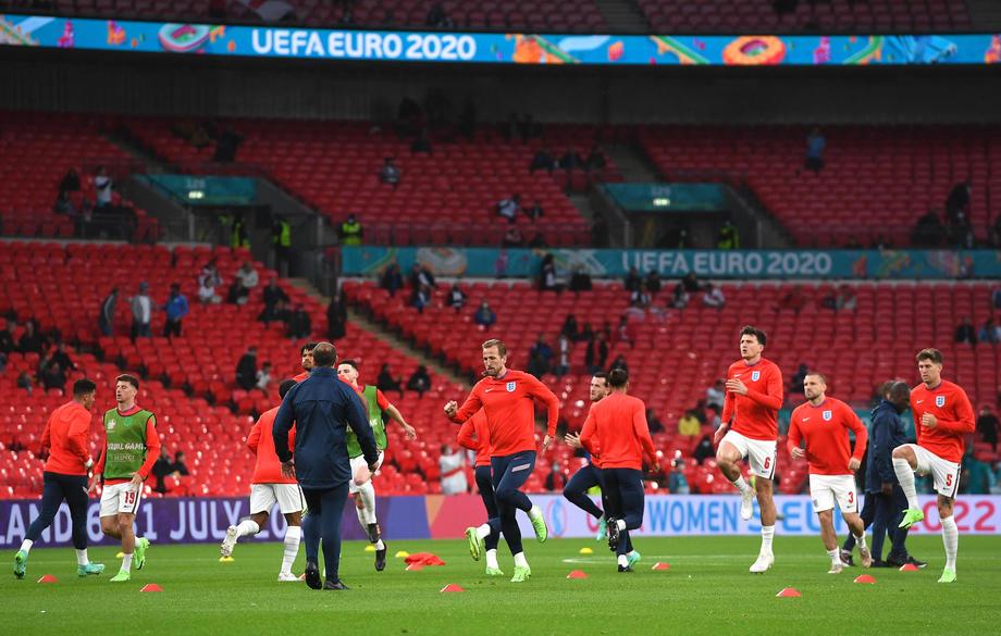 На полуфиналы и финал Евро-2020 в Лондоне допустят 75% зрителей - фото