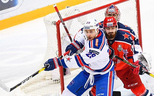«Визуальная помеха вратарю» спасла ЦСКА - фото
