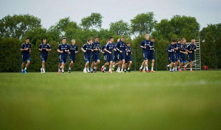 В молодежную сборную России вызваны два легионера - фото
