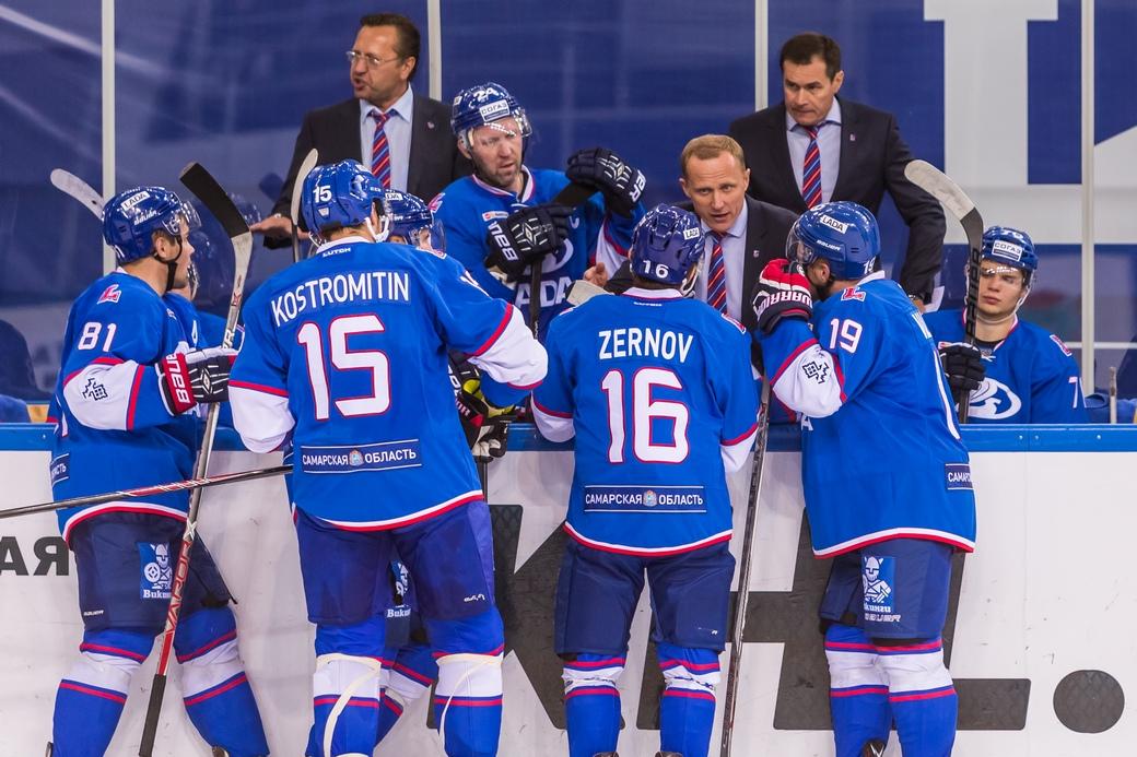 «Ладу» и «Югру» исключили из состава участников КХЛ - фото