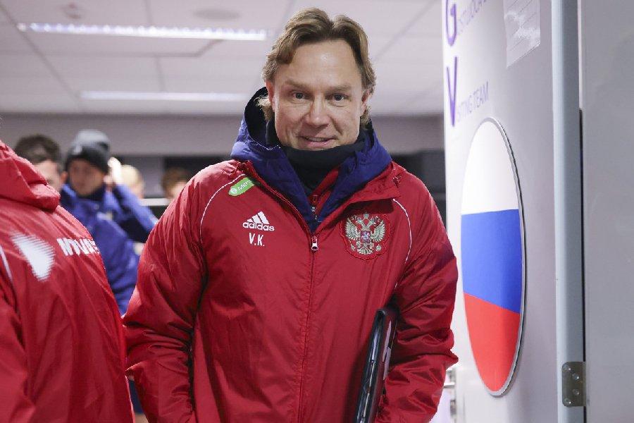Турнирное положение в группе сборной России: Карпин продлил свой контракт минимум до марта - фото