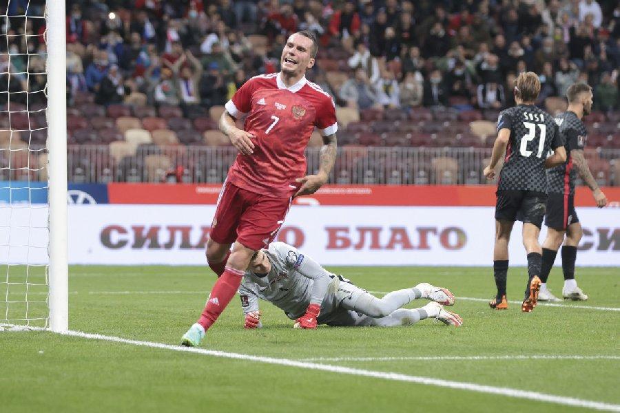 Александр Самедов рассказал, что помешало сборной России забить в матче с Хорватией - фото