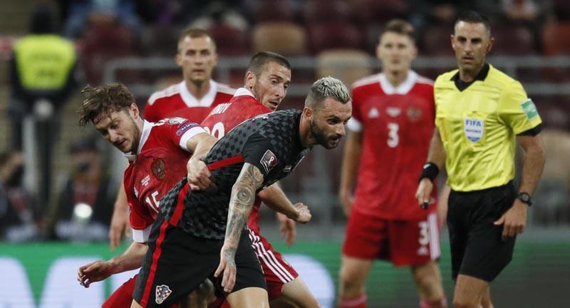 Министр спорта Матыцин заявил, что ждет побед от сборной России в матчах против Словакии и Словении - фото