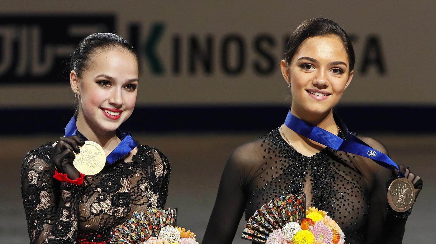 ISU объявил список участников этапов Гран-при, Загитовой и Медведевой там нет - фото