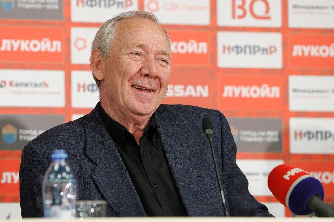 Легендарный тренер «Спартака» Олег Романцев госпитализирован - фото