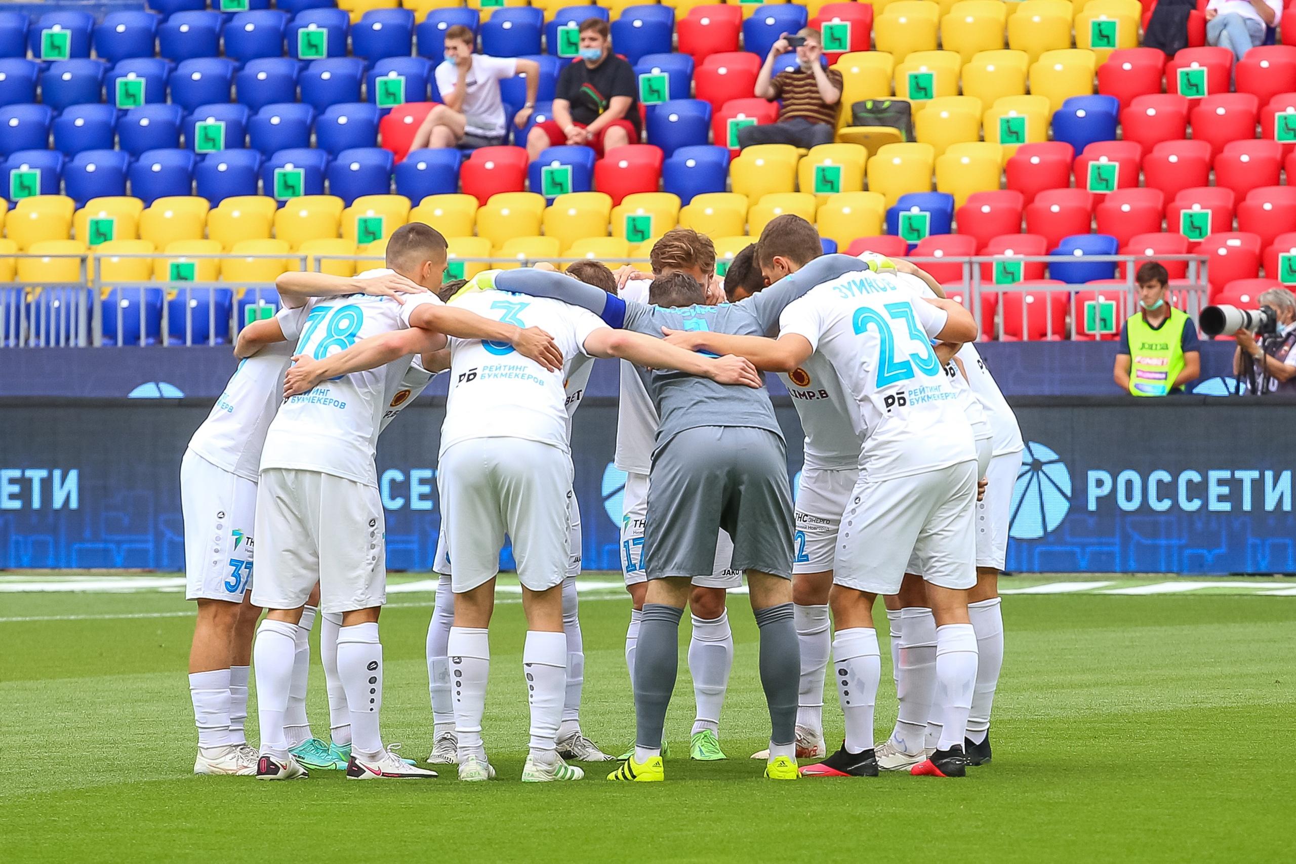 «Нижний Новгород» нашел спонсоров и погасит задолженность перед игроками - фото