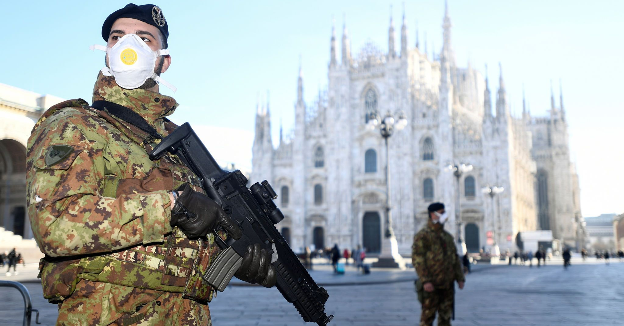 Матчи Серии А под угрозой отмены из-за нового коронавируса. Италия вышла на третье место в мире по числу заболевших - фото