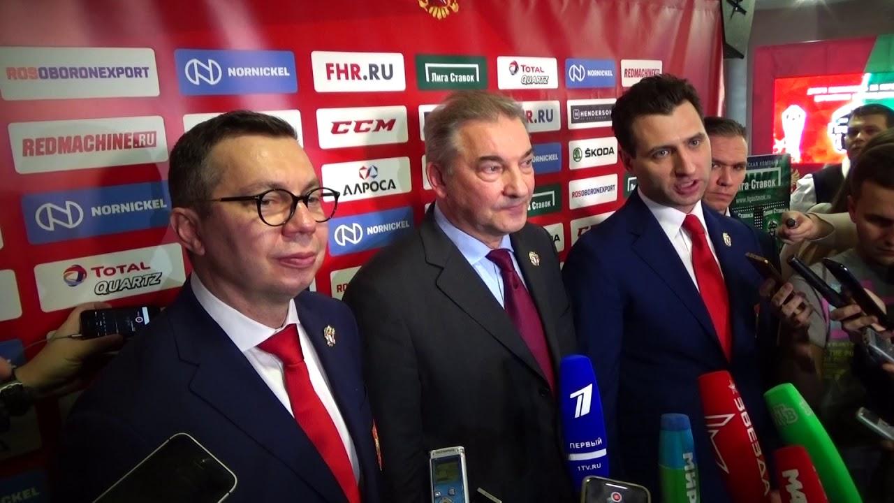 Воробьева убрали без объяснений. Почему молчат руководители СКА и Третьяк? - фото